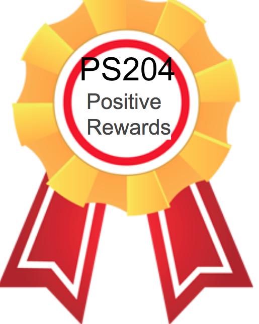 PS204 Positive Rewards